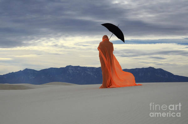 Faceless Photograph - Into The Mystic 5 by Bob Christopher
