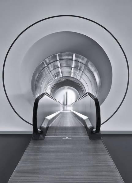 Wall Art - Photograph - Into The Unknown by Burghard Nitzschmann