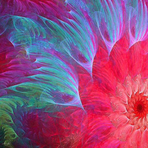 Digital Art - Intricately Delicate by Lourry Legarde