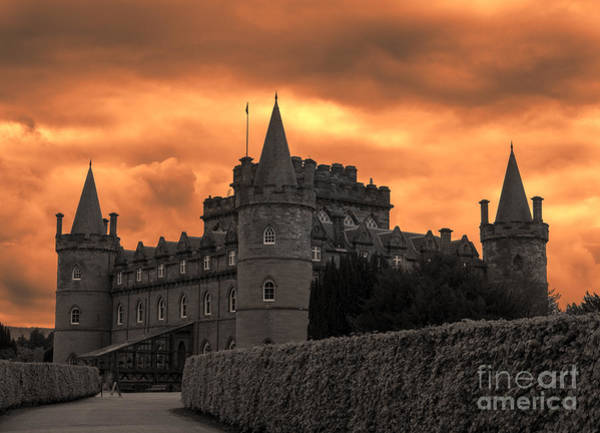 Photograph - Inveraray Castle Scotland by Juli Scalzi