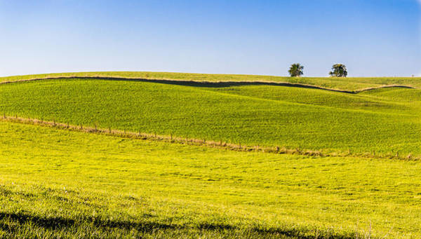 Photograph - Iowa Farm Land #2 by Pete Hendley