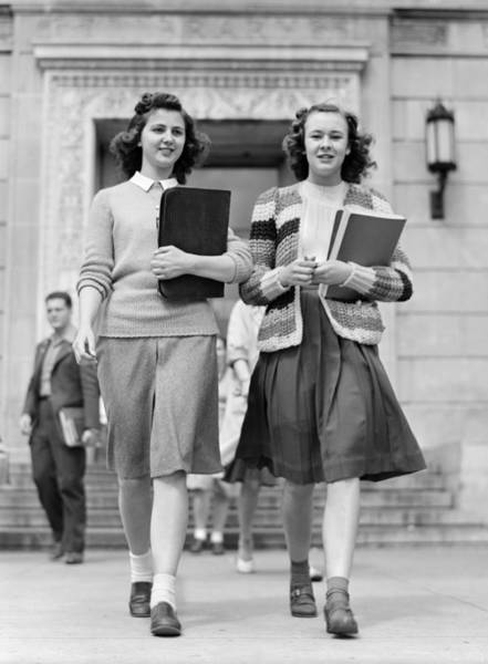 Photograph - Iowa State College, 1942 by Granger