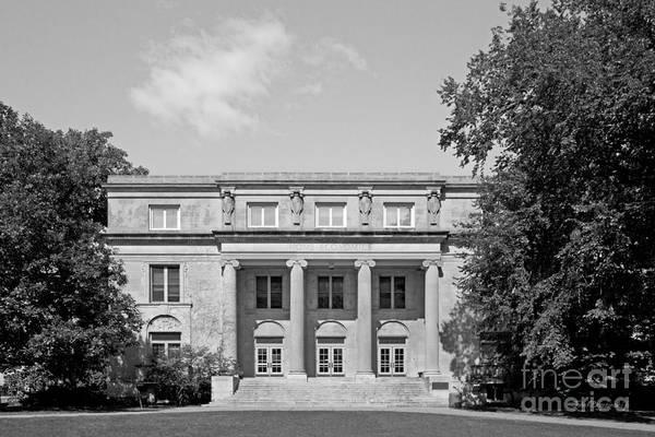 Photograph - Iowa State University Mac Kay Hall by University Icons