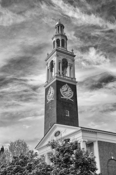 Photograph - Ira Allen Chapel  7d09272 by Guy Whiteley