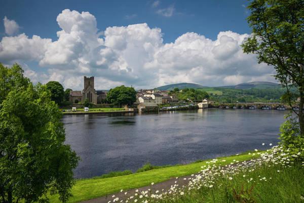 Clare Photograph - Ireland, County Clare, Killaloe by Walter Bibikow