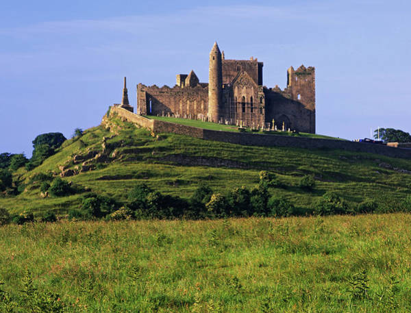 Wall Art - Photograph - Ireland Rock Of Cashel Medieval Castle by Jaynes Gallery