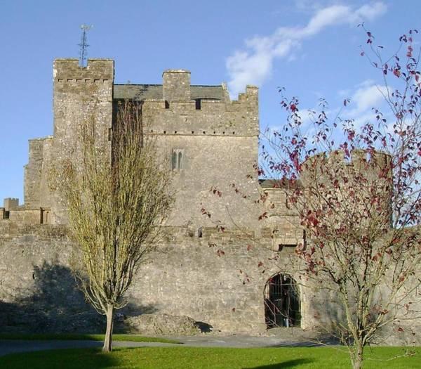 Wall Art - Photograph - Irish Castle 2 by Valerie Howell