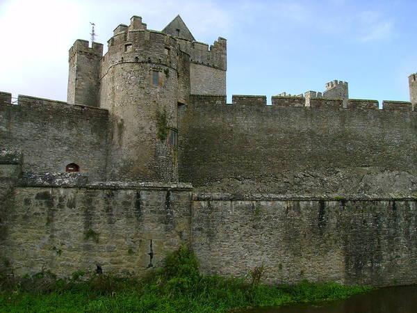 Wall Art - Photograph - Irish Castle by Valerie Howell