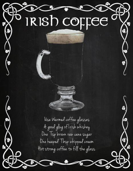 Wall Art - Photograph - Irish Coffee by Mark Rogan