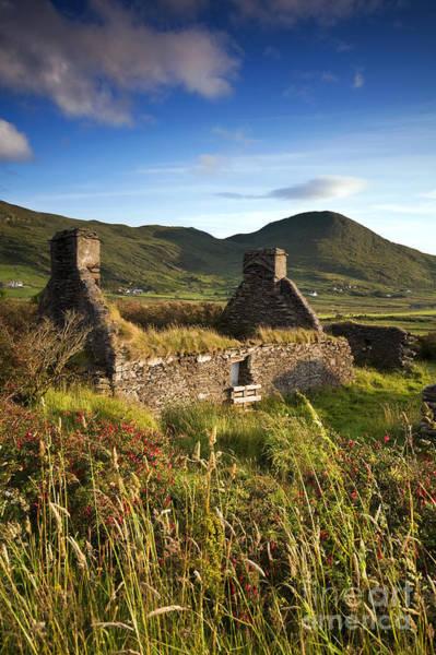 Photograph - Irish Cottage by David Lichtneker