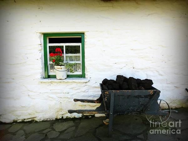 Peet Photograph - Irish Farming by Kiana Carr