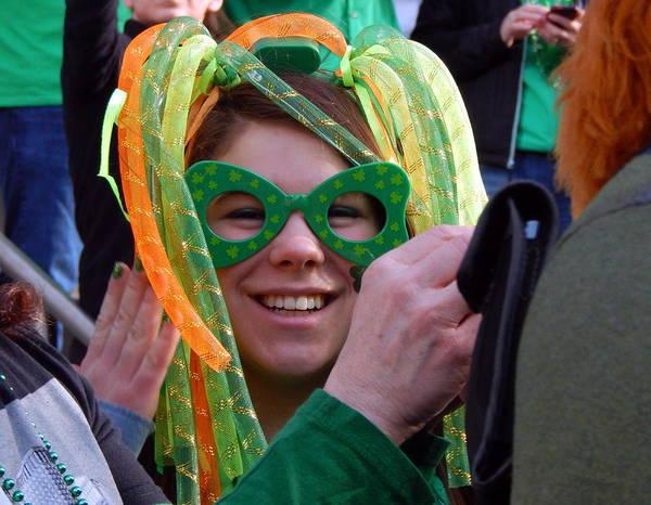 Photograph - Irish Joy by Wild Thing