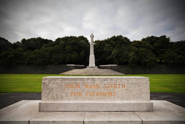 County Dublin Photograph - Irish National War Memorial Gardens by Panoramic Images