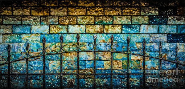 Photograph - Iron And Stone by Michael Arend