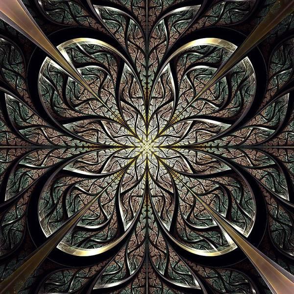 Digital Art - Iron Gate by Anastasiya Malakhova