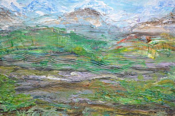 Painting - Iron Hills by Regina Valluzzi