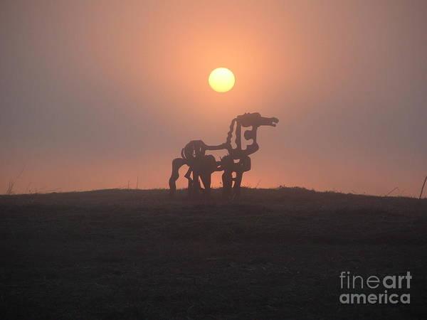 Photograph - Iron Horse II by Reid Callaway