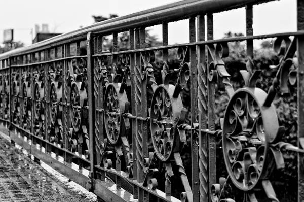 Photograph - Iron Work by Louis Dallara