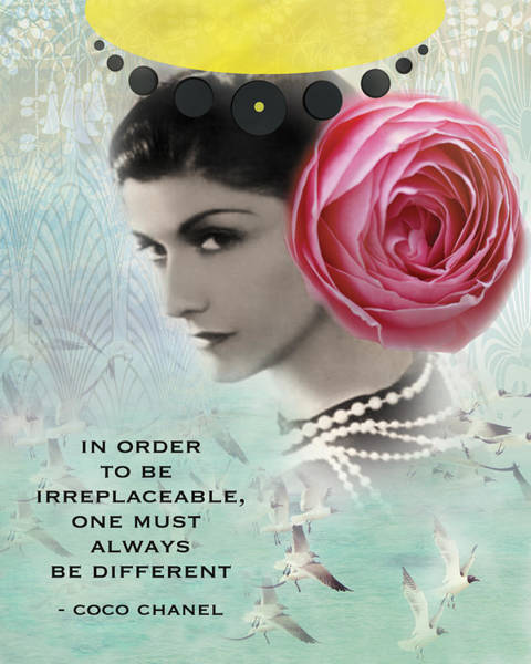 Essence Digital Art - Irreplacable by Sivitri  Multimedia
