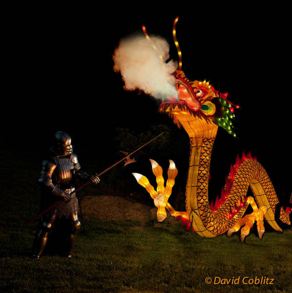 Photograph - Irs Dragon Slayer by David Coblitz