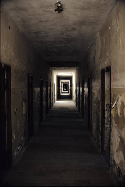 Photograph - Is There Light At The End by Matt Swinden
