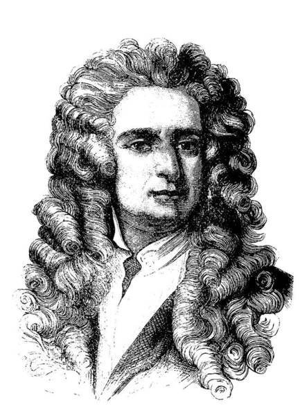 Wall Art - Photograph - Isaac Newton by Bildagentur-online/th Foto/science Photo Library
