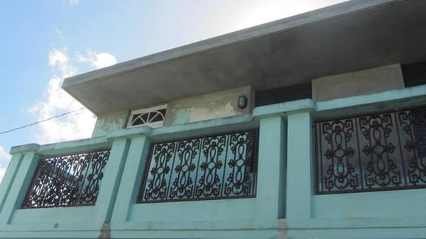 Photograph - Island Balcony Close Up by Anita Burgermeister