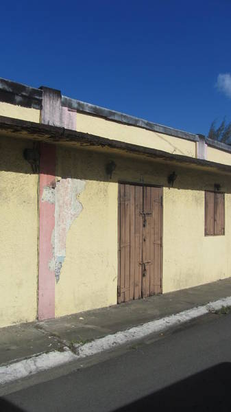 Photograph - Island Decay Building by Anita Burgermeister
