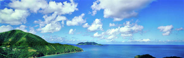 Jost Photograph - Island In The Ocean, North Side Coast by Panoramic Images