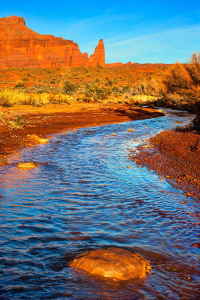 Photograph - Island In The Stream by Rick Wicker