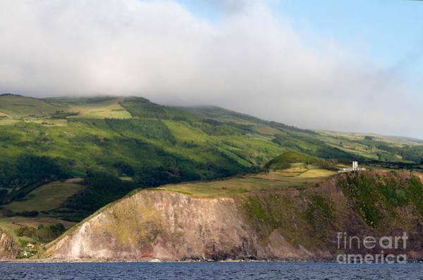Photograph - Island Of Faial by Chris Scroggins