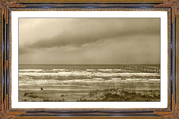 Dune Mixed Media - Island Storm by Betsy Knapp