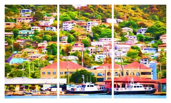 Photograph - Island Triptych by Alice Gipson