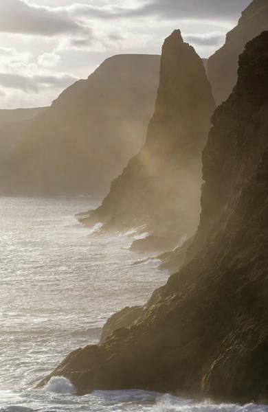 Archipelago Photograph - Island Vagar, Faroe Islands by Martin Zwick