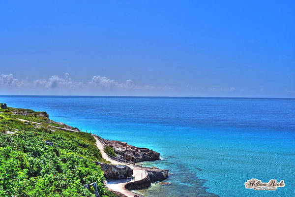 Photograph - Island Waters Cancun by William Havle