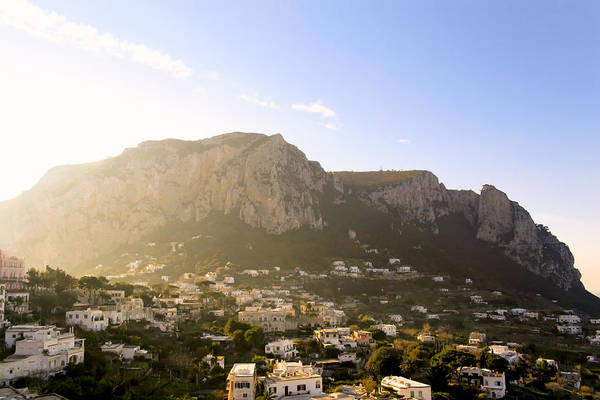 Isle Of Capri Wall Art - Photograph - Isle Of Capri In The Sun by Mark Tisdale