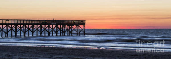 Wall Art - Photograph - Isle Of Palms Sunrise  by Dustin K Ryan