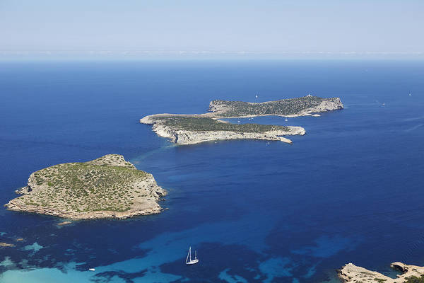 Baleares Photograph - Islets West Of Ibiza, Balearic Islands by Xavier Durán