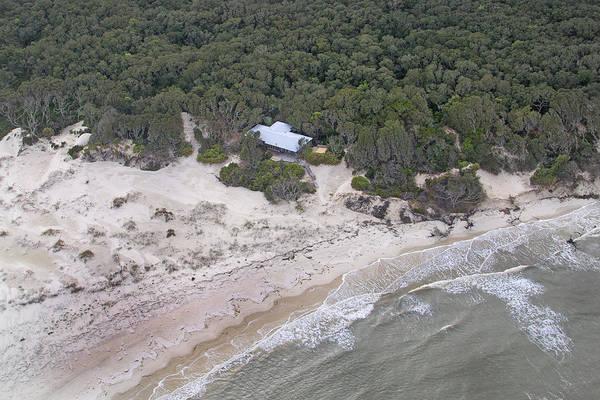 Jekyll Island Photograph - Isolated Paradise by Betsy Knapp