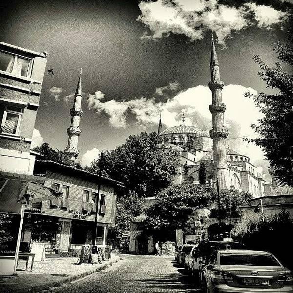 Romantic Wall Art - Photograph - Istanbul by Ernesto Cinquepalmi