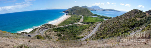 St Kitts Photograph - Isthmus Of St Kitts by Thomas Marchessault