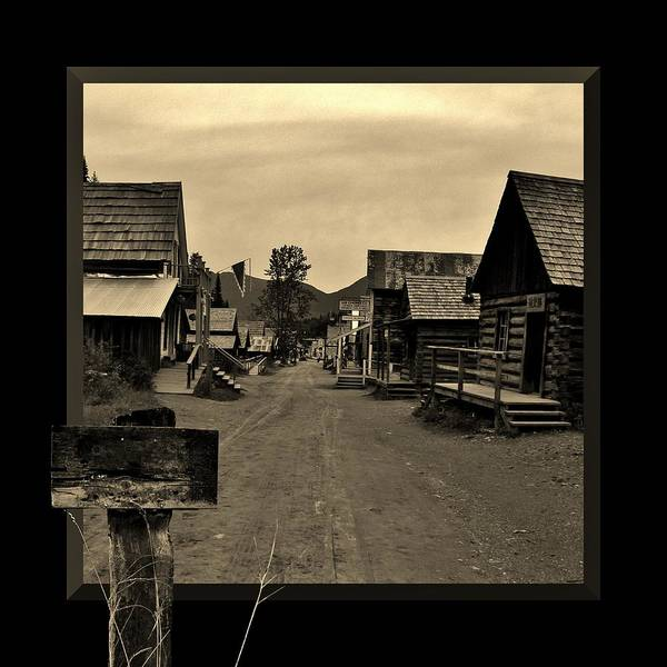 Photograph - It Is A Sign by Barbara St Jean