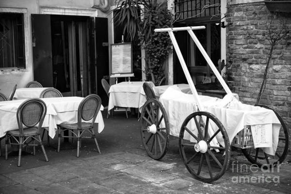 Wall Art - Photograph - Italian Cart by John Rizzuto