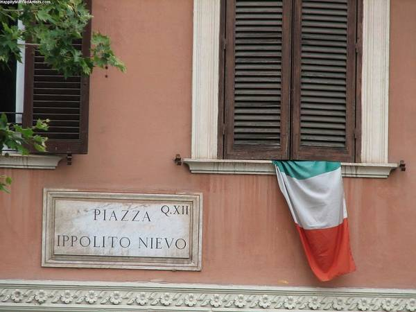Photograph - Italian Flag by Karin Thue