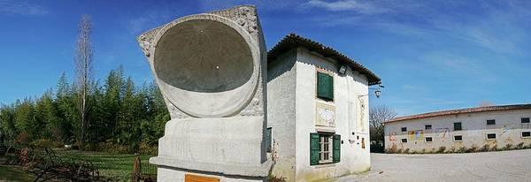 Friuli Photograph - Italian Sundials by Babak Tafreshi/science Photo Library