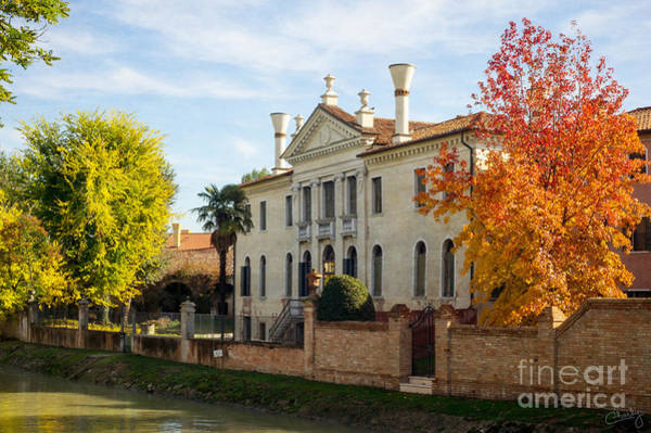 Photograph - Italian Villa by Prints of Italy