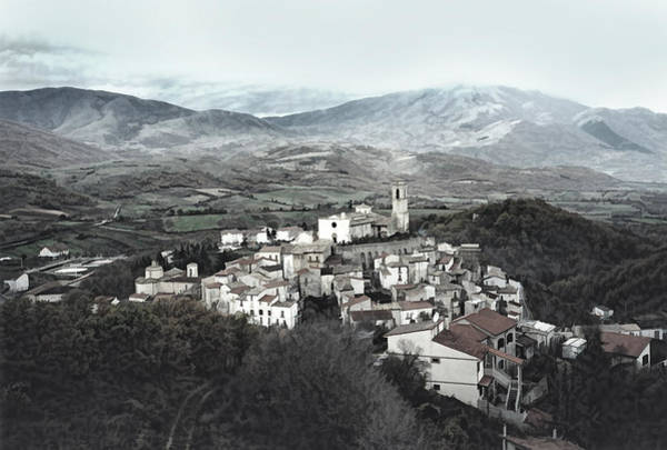 Photograph - Italian Village by Donna Proctor