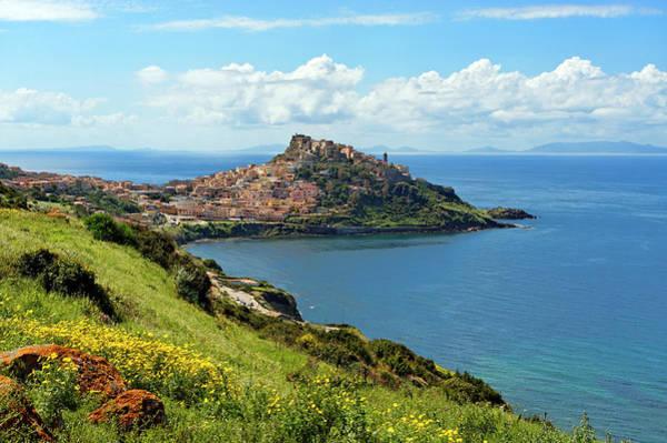 Sardinia Photograph - Italy, Sardinia, Sassari Province, Gulf by Degas Jean-pierre / Hemis.fr