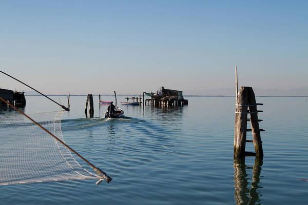 Wake Up Photograph - Italy, Venice, Pellestrina Island by Aldo Pavan