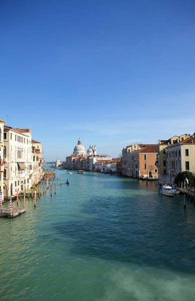 Emotion Photograph - Italy, Venice, View Of The City And The by Cédric